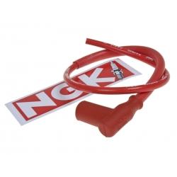 Свечной провод с колпачком NGK Racing cr4