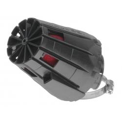 Фильтр Malossi E5 BOX 30°, черный, 38мм