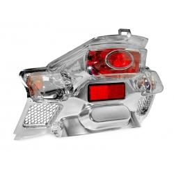 Задняя фара Lexus-Style, Yamaha BWS NG, Rocket