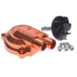 Помпа CNC +40% оранж. Yamaha/Minarelli
